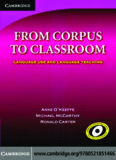 From Corpus to Classroom: language use and language teaching