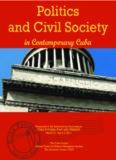 Politics and Civil Society in Cuba