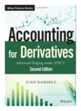 Wiley Accounting for Derivatives, Advanced Hedging under IFRS 9 2nd