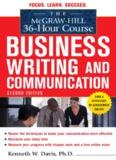 Business Writing and Communication.pdf