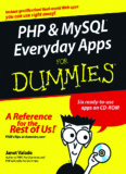 PHP and MySQL Everyday Apps for Dummies--For Dummies