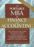 The Portable MBA in Finance and Accounting, 3rd Edition