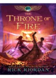 Kane Chronicles 02 - The Throne of Fire