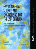 Environmental Science and Engineering for the 21st Century