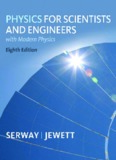 8.01-Physics for Scientists and Engineers with Modern Physics-Serway,Jewett