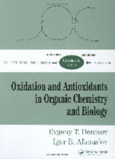 Oxidation and Antioxidants in Organic Chemistry and Biology ( ebfinder.com ).pdf