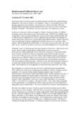 Disinformation® Editorial Master List Alex Burns (alex@disinfo