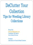 DeClutter Your Collection
