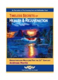 Timeless Secrets of Health & Rejuvenation
