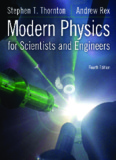 Modern Physics for Scientists and Engineers, 4th ed.