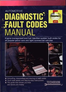 Haynes Automotive Diagnostic Fault Codes