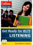 Get Ready for IELTS LISTENING - Free ebook