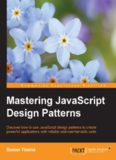 Mastering JavaScript Design Patterns.pdf