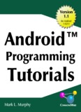 Android Programming Tutorials - CommonsWare
