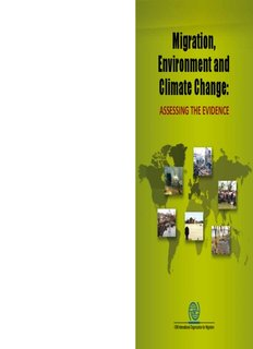 Migration, Environment and Climate Change - IOM Publications