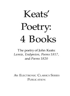 The Poetry of John Keats ( ebfinder.com ).pdf