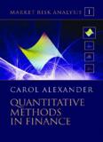 Market Risk Analysis: Quantitative Methods in Finance