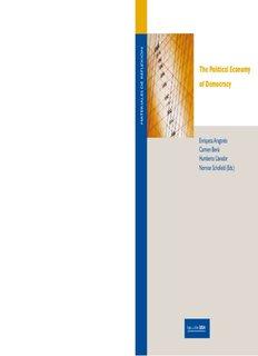 The Political Economy of Democracy