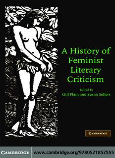 A History of Feminist Literary Criticism ( ebfinder.com ).pdf