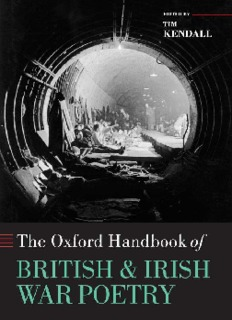 The Oxford Handbook of British and Irish War Poetry.pdf