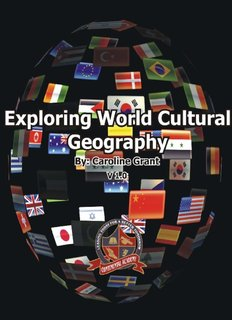 Exploring World Cultural Geography