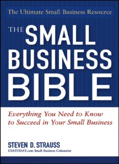 The Small Business Bible ( ebfinder.com ).pdf