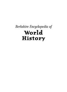 Encyclopedia Of World History Vol II ( ebfinder.com ).pdf
