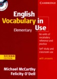 Page 1 CAMBRIDGE English Vocabulary in Use 60 units Of Vocabulany reference and practice ...