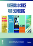 MATERIALS SCIENCE AND ENGINEERING - ScienceDirect