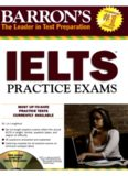 BARRON's IELTS Practice Exam