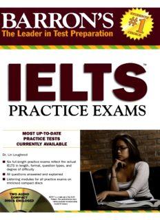 BARRON's IELTS Practice Exam
