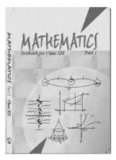 NCERT Class 12 Mathematics Part 1