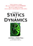 Introduction to Statics - Computer Science
