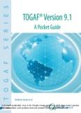 TOGAF® Version 9.1 – A Pocket Guide - Van Haren