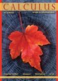 Single & Multivariable 6th Edition Hughes-Hallett Gleason McCallum et al.