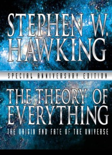 Theory Of Everything Pdf