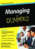 Managing For Dummies, 3rd Edition