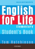 English For Life Elementary Student's Book © Oxford University