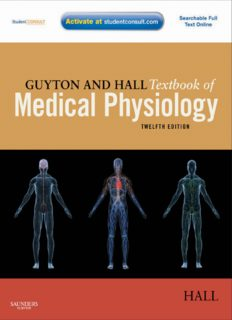 Medical Physiology Book Pdf