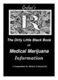 The Little Black Book of Medical Marijuana for Medical Professionals Ver 1.2d