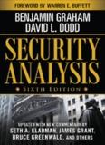 Benjamin Graham_ David Dodd - Security Analysis Sixth Edition_ Foreword by Warren Buffett