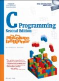 C Programming for the Absolute Beginner, Second Edition