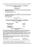 Fannie Mae Second Quarter 2014 Form 10-Q