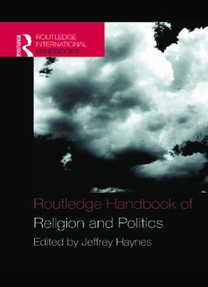Routledge Handbook of Religion and Politics ( ebfinder.com ).pdf