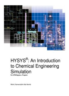 HYSYS _ An Introduction to Chemical Engineering Simulation ( ebfinder.com ).pdf