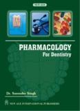 Pharmacology for Dentistry