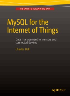 MySQL for the Internet of Things ( ebfinder.com ).pdf