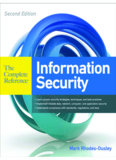 Information Security - The Complete Reference