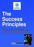 The Success Principles - Jack Canfield