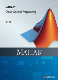 MATLAB Object-Oriented Programming